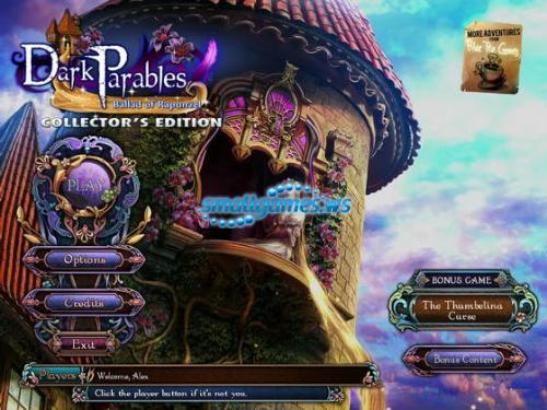 Dark Parables 7: Ballad of Rapunzel Collectors Edition