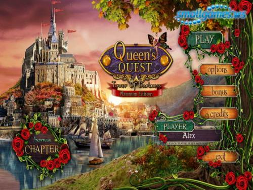 Queens Quest: Tower of Darkness Platinum Edition