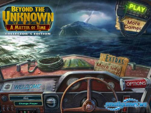 Beyond the Unknown: A Matter of Time Collectors Edition