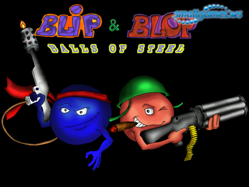 Blip & Blop: Balls of Steel