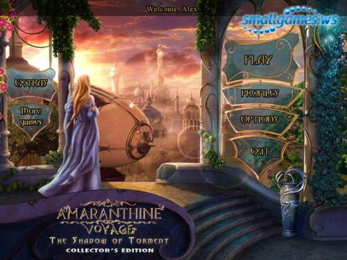 Amaranthine Voyage 3: The Shadow of Torment Collectors Edition