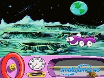 Автомобильчик Бип-Бип летит на Луну
