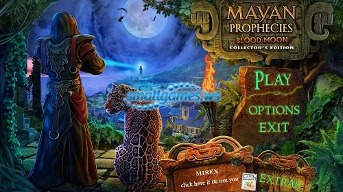 Mayan Prophecies 3: Blood Moon Collectors Edition