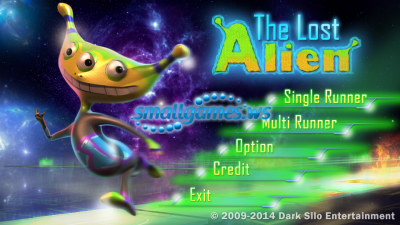 The Lost Alien