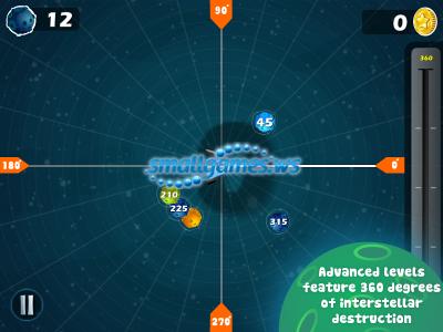 Angle Asteroids