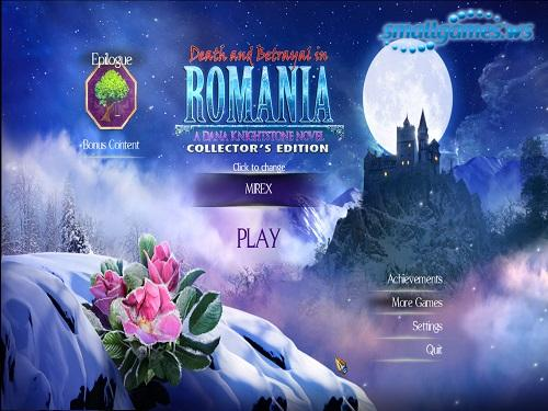 Death and Betrayal in Romania: A Dana Knightstone Novel 5 Collectors Edition