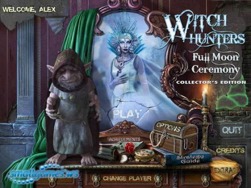 Witch Hunters 2: Full Moon Ceremony Collectors Edition