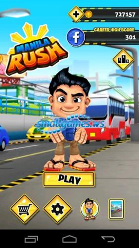 Manila Rush