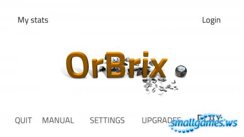 OrBrix: Orbital Brick Breaking