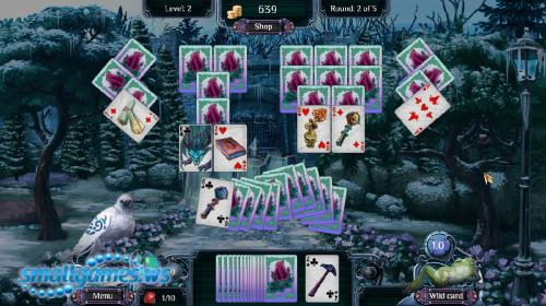 The Far Kingdoms:  Winter Solitaire