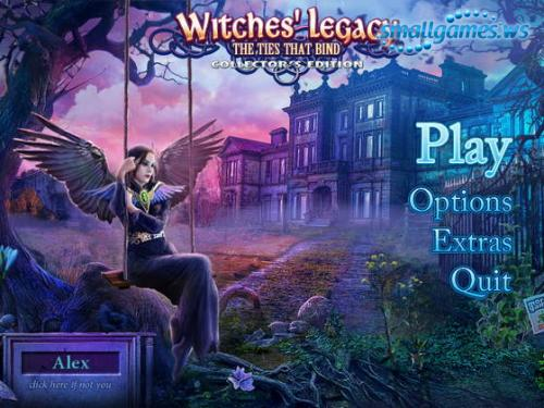Witches Legacy 4: The Ties That Bind Collectors Edition