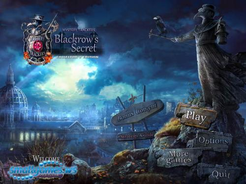 Mystery Trackers 7: Blackrows Secret Collectors Edition