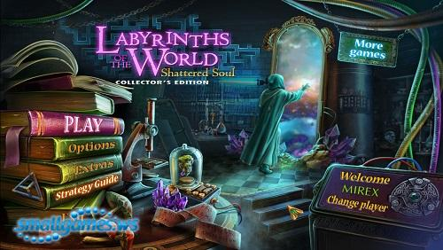 Labyrinths of the World: Shattered Soul Collectors Edition