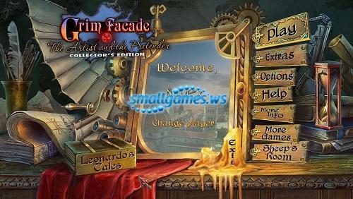 Grim Facade 5: The Artist and The Pretender Collectors Edition