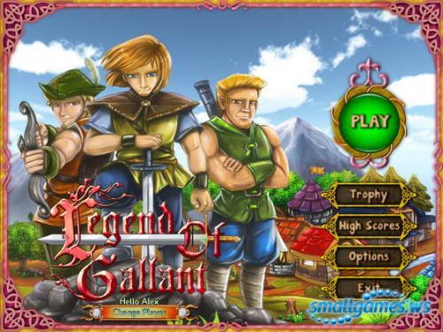 Legend of Gallant