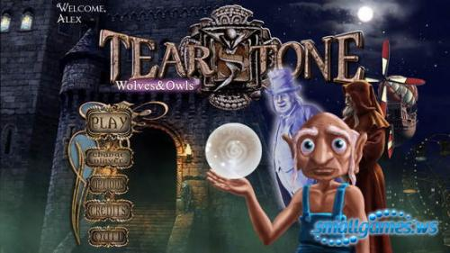 Tearstone 2: Wolves and Owls