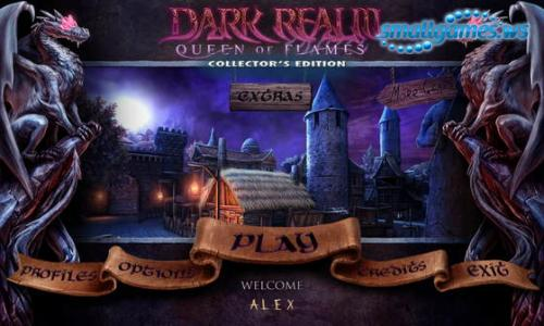 Dark Realm: Queen of Flames Collectors Edition
