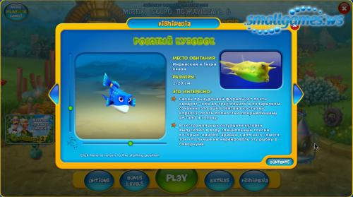 Fishdom: Depths of Time Collector's Edition (рус)