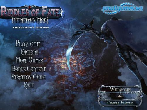 Riddles of Fate 3: Memento Mori Collectors Edition