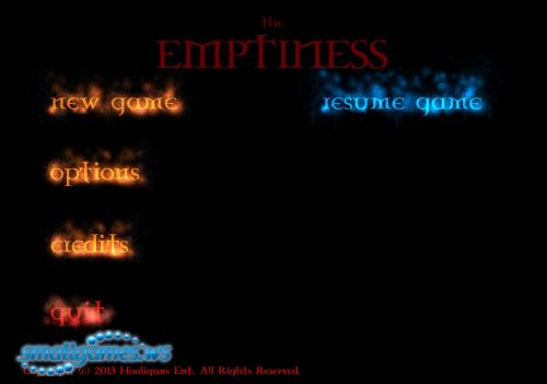 The Emptiness
