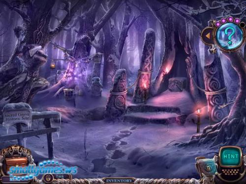 Mystery Case Files 11: Dire Grove, Sacred Grove Collectors Edition