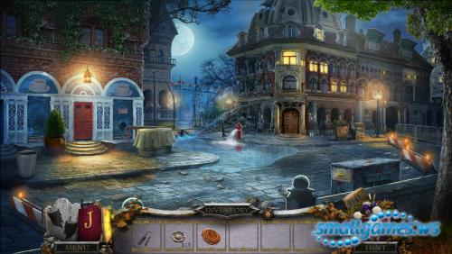 Nightfall Mysteries 4: Haunted by the Past Collectors Edition