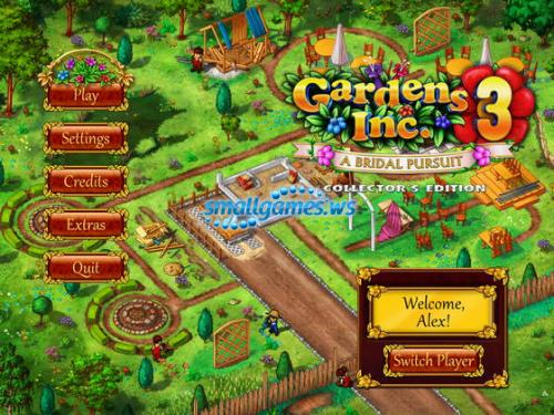 Gardens Inc. 3: A Bridal Pursuit Collectors Edition