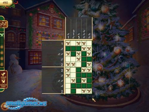 Рождественские загадки. Угадай картинку
