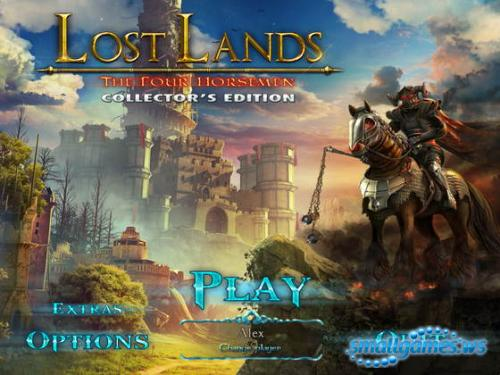 Lost Lands 2: The Four Horsemen Collectors Edition