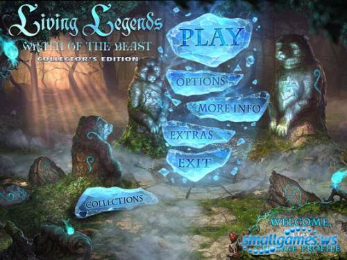 Living Legends 3: Wrath of the Beast Collectors Edition