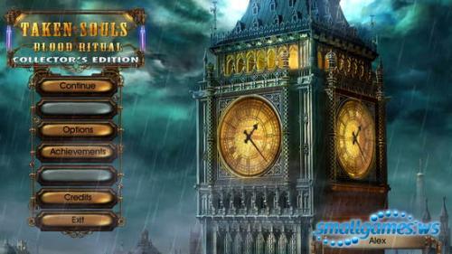 Taken Souls: Blood Ritual Collectors Edition