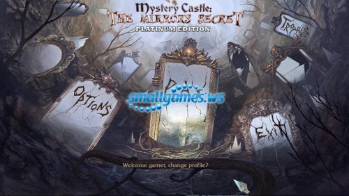 Mystery Castle: The Mirrors Secret Platinum Edition