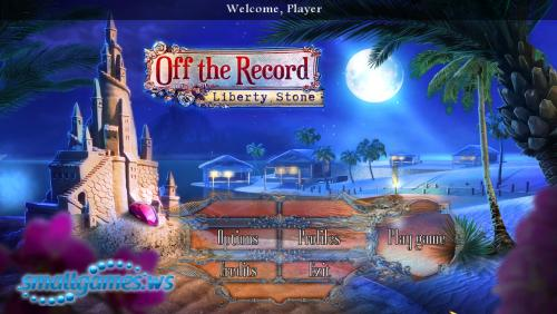 Off the Record 4: Liberty Stone Collectors Edition