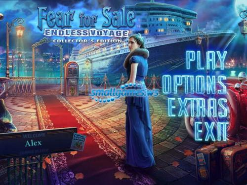 Fear for Sale 6: Endless Voyage Collectors Edition