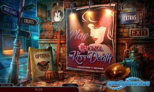 Cadenza 2: The Kiss of Death Collectors Edition