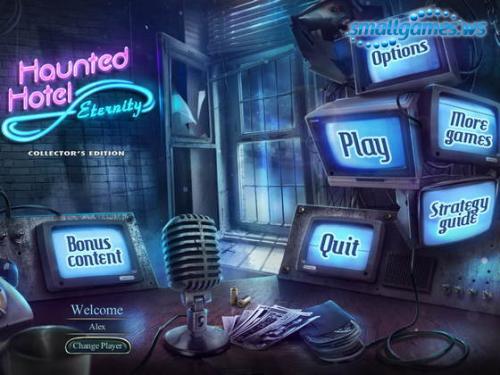 Haunted Hotel 8: Eternity Collectors Edition
