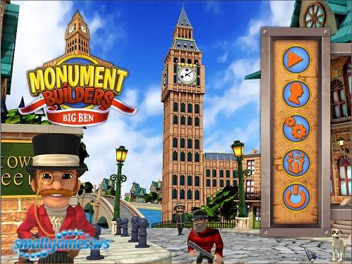Monument Builders 10: Big Ben