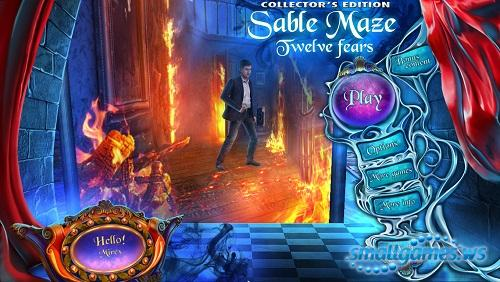 Sable Maze 4: Twelve Fears Collectors Edition