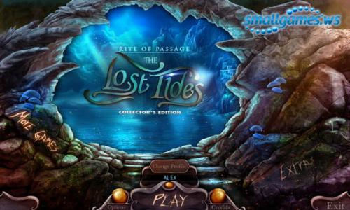 Rite of Passage 4: The Lost Tides Collectors Edition