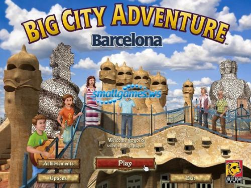 Big City Adventure 10: Barcelona