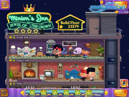 Minions Inn: Jewel of the Crown