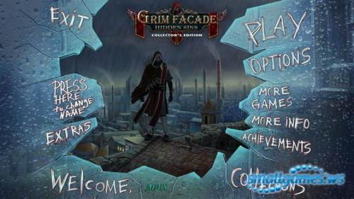 Grim Facade 6: Hidden Sins Collectors Edition
