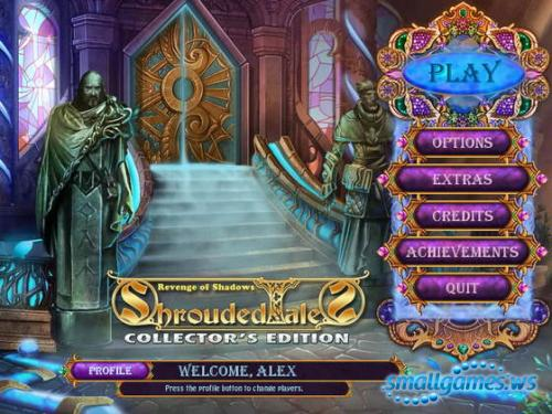 Shrouded Tales 2: Revenge of Shadows Collectors Edition
