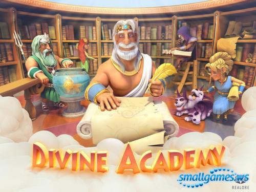Divine Academy (русская версия)