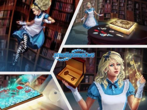 Пэчворк: Приключения Алисы