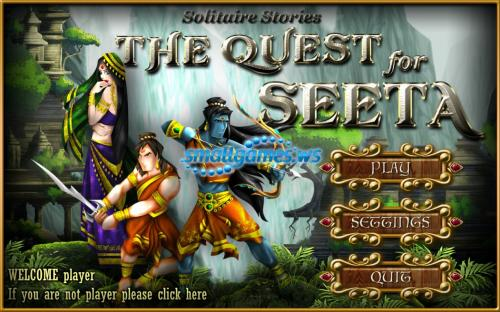 Solitaire Stories: The Quest for Seeta