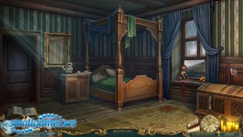 Haunted Legends 7: The Secret of Life Collectors Edition