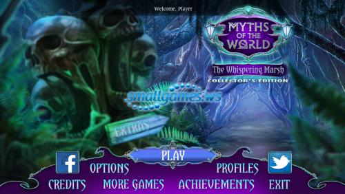 Myths of the World 7: The Whispering Marsh Collectors Edition