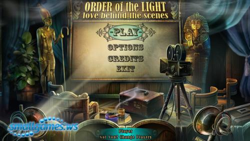 Order of the Light 2: Love Behind the Scenes