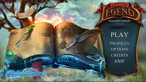 Nevertales 4 Legends Collectors Edition